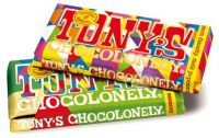 Nieuwe limited editions van Tony's Chocolonely 2015